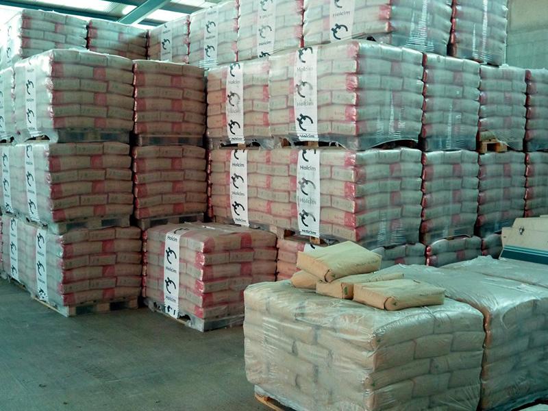 poids gravier pour 25kgs ciment