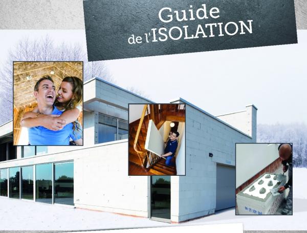 fa29da1947a4e7 Guide de l isolation