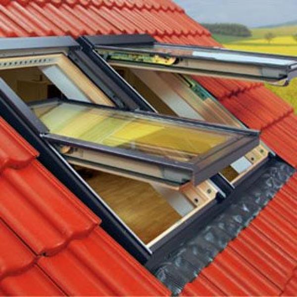 Fen tre de toit accessoires gedimat materiaux for Marque fenetre de toit