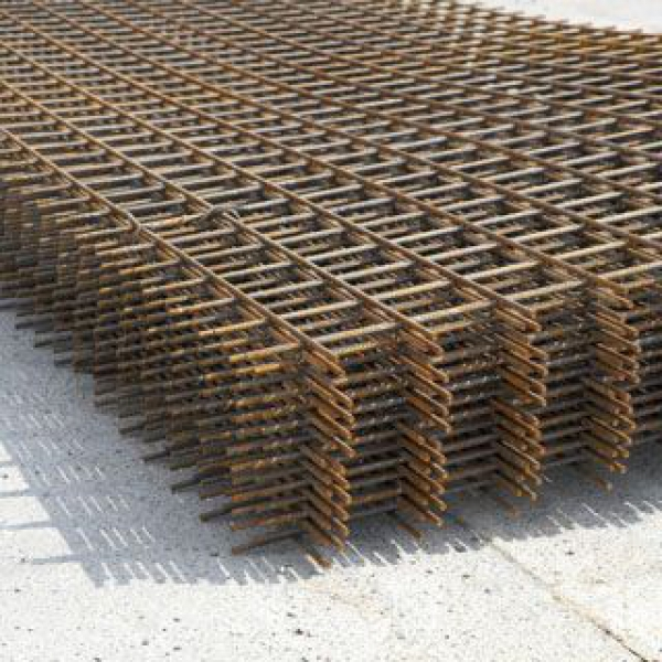 Treillis b ton gedimat materiaux bricolage - Treillis soude pour dalle beton ...
