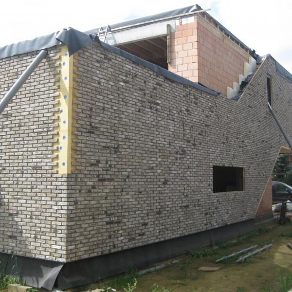 Plaquette De Briques