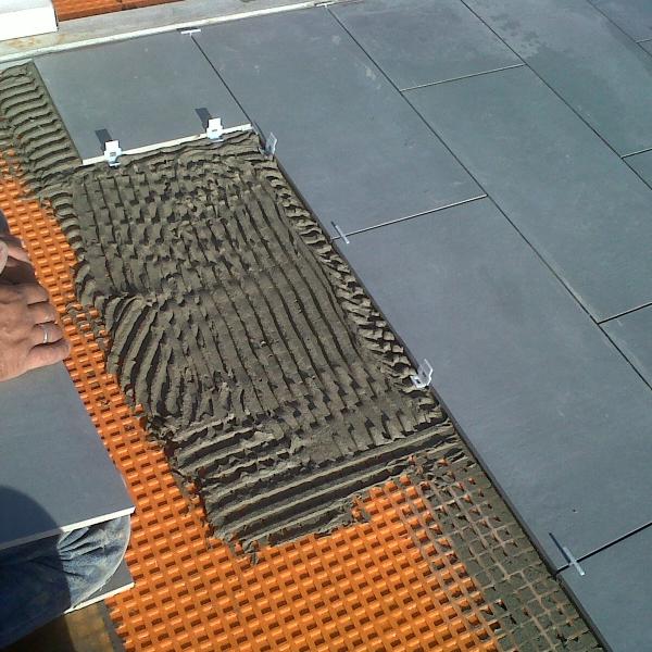 Carrelage mur et sol gedimat materiaux bricolage - Sous couche pour carrelage ...